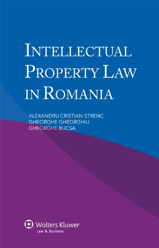9789041140173: Intellectual Property Law in Romania