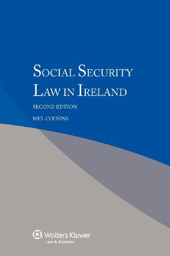 Social security law in Ireland, 2d ed.: Cousins, Mel.