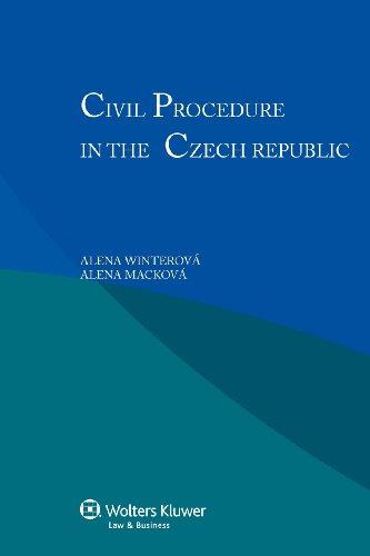 9789041141613: Civil Procedure in the Czech Republic