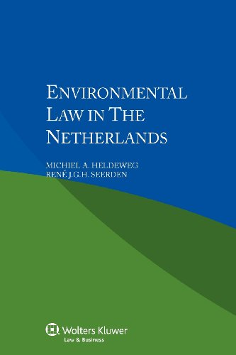 9789041145871: Environmental Law in the Netherlands