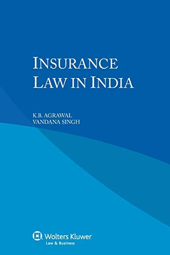 9789041146281: Insurance Law in India