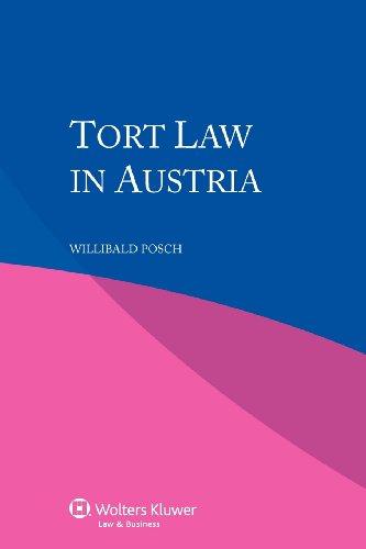 9789041146380: Tort Law in Austria