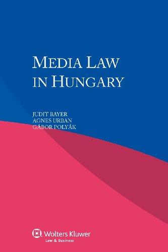 9789041146403: Media Law in Hungary