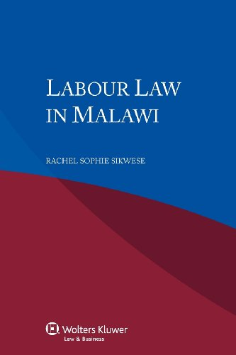 Labour Law in Malawi: Sikwese, R. S.