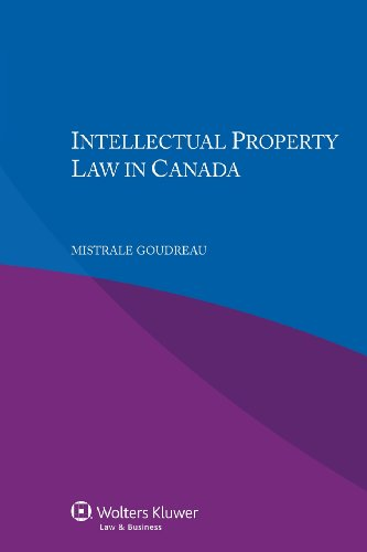 9789041147240: Intellectual Property Law in Canada