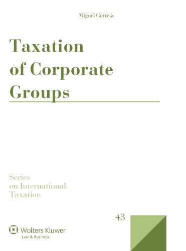 9789041148414: Taxation of Corporate Groups (Series on International Taxation)