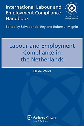 9789041149282: Labour Employment Compliance in the Netherlands (International Labour and Employment Compliance Handbook)