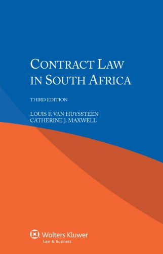 Contract Law in South Africa: Van Huyssteen, Louis/