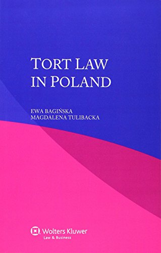 9789041156150: Tort Law in Poland