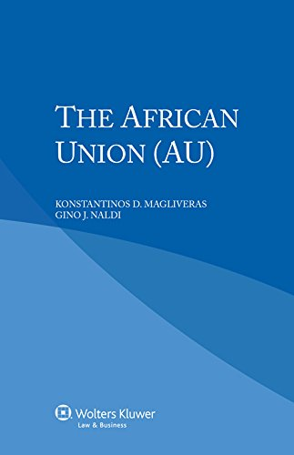 The African Union: Konstantinos D. Magliveras