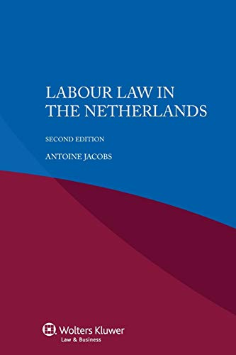 9789041158932: Labour Law in the Netherlands