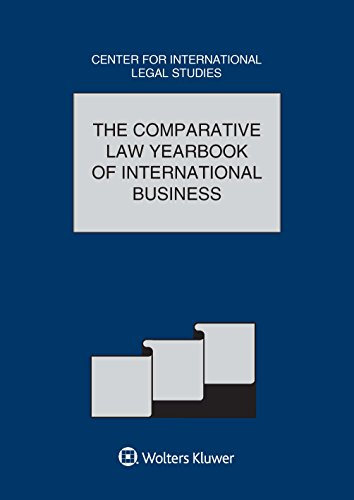 9789041159373: Comparative Law Yearbook International Business Vol 37 (Comparative Law Yearbook of International Business)