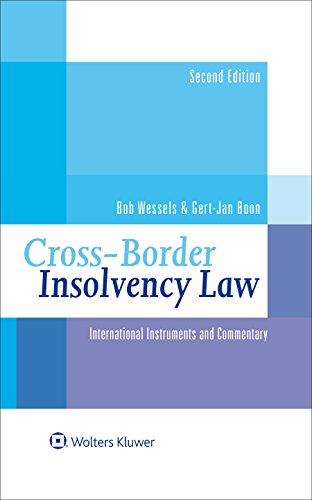 9789041159878: Cross - Border Insolvency Law. International Instruments and Commentary