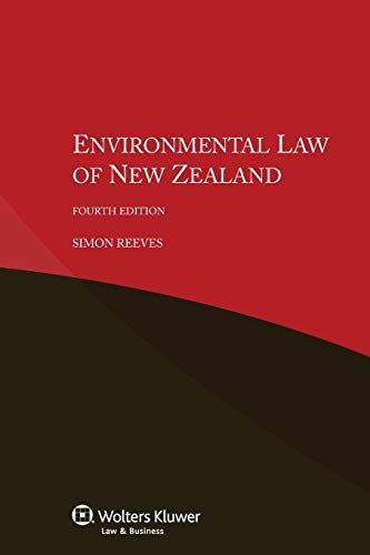 9789041160065: Environmental Law in New Zealand