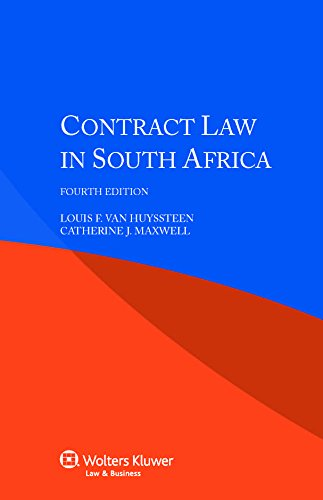 Contract Law in South Africa: Huyssteen, Louis F.
