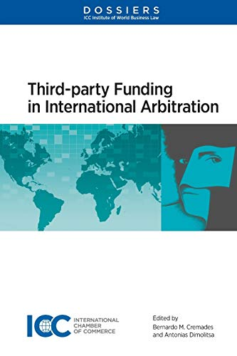 9789041161000: Third Party Funding in International Arbitration