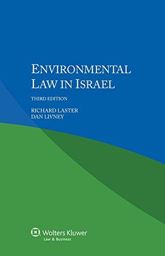 9789041161147: Environmental Law in Israel