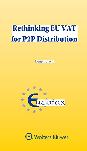 9789041161376: Rethinking EU VAT for P2P Distribution
