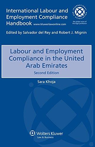 9789041161758: Labour and Employment Compliance in the United Arab Emirates (International Labour and Employment Compliance Handbook)