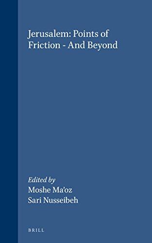 9789041188434: Jerusalem:Points Beyond Friction and Beyond