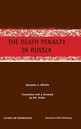 Death Penalty in Russia: Mikhlin, Alexander