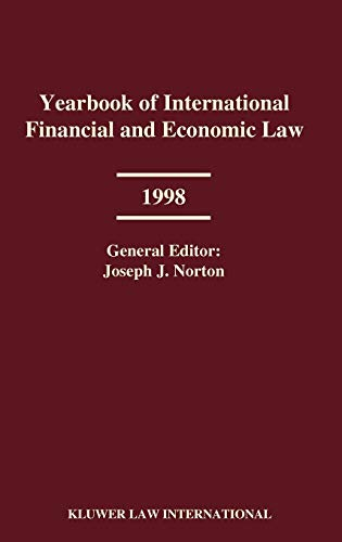 9789041197726: Yearbook of International Financial and EConomic Law 1998