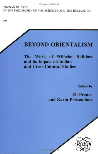 9789042002401: Beyond Orientalism.