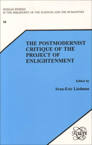 9789042003422: The Postmodernist Critique of the Project of Enlightenment.