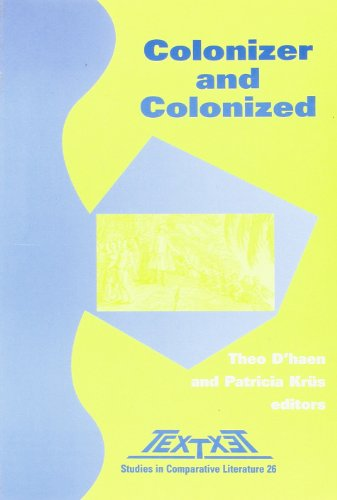 COLONIZER AND COLONIZED. Volume 2 of the: n/a
