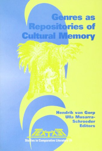 Genres as Repositories of Cultural Memory (Paperback)
