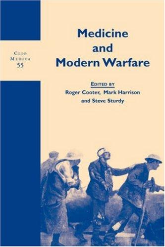 Medicine and Modern Warfare (Paperback)