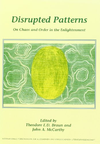 Disrupted Patterns: On Chaos and Order in the Enlightenment (Paperback)