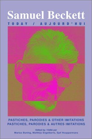 Pastiches, Parodies & Other Imitations / Pastices,: BUNING, MARIUS MATTHIJS ENGELBERTS SJEF