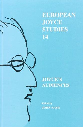 Joyce's Audiences: N/A