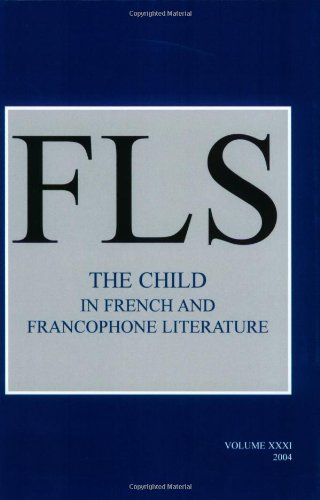 The Child in French and Francophone Literature (Paperback)