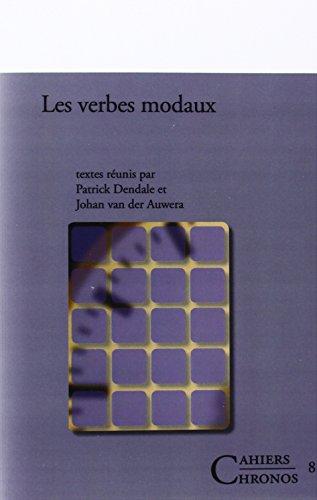 9789042013353: Les verbes modaux