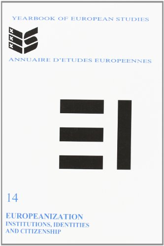 9789042014138: Europeanization: Institutions, Identities and Citizenship (European Studies)