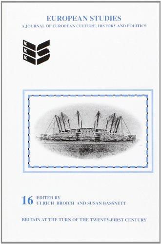 Britain at the turn of the twenty-first century.: Broich, Ulrich & Susan Bassnett (eds.)