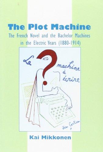 9789042015968: The Plot Machine (Faux Titre)