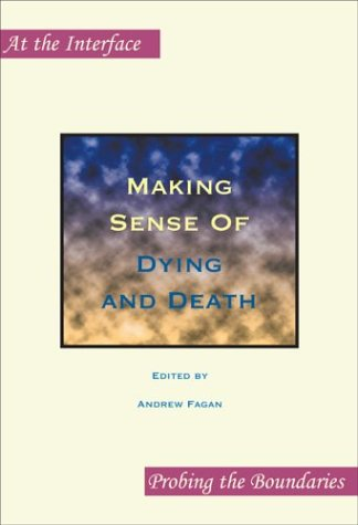 9789042016415: Making Sense of Dying and Death