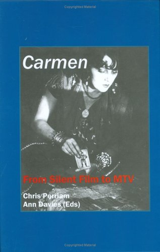 9789042019645: Carmen: From Silent Film to MTV (Critical Studies 24)
