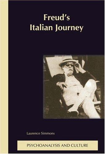 9789042020115: Freud's Italian Journey