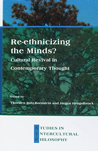 Re-Ethnicizing the Minds?: Cultural Revival in Contemporary Thought (Hardback)