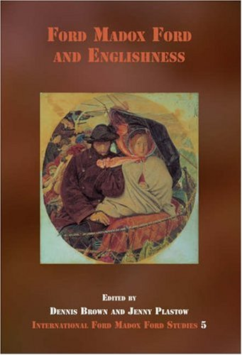 Ford Madox Ford and Englishness (Paperback)
