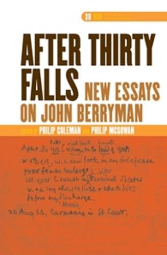 After Thirty Falls: New Essays on John: Philip Coleman