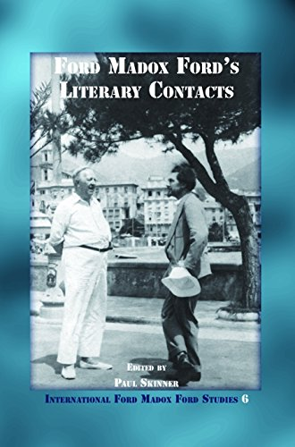 Ford Madox Ford s Literary Contacts (Paperback)