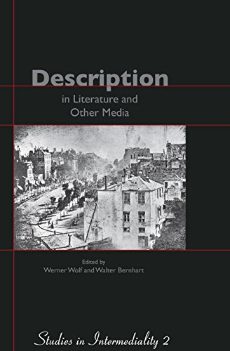 9789042023109: Description; In Literature and Other Media (Studies in Intermediality)