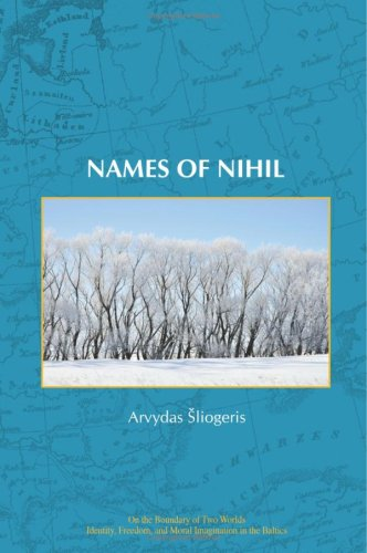 9789042024021: Names of Nihil. (On the Boundary of Two Worlds)