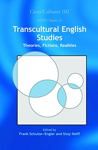 9789042025639: Transcultural English Studies: Theories, Fictions, Realities. (ASNEL Papers)