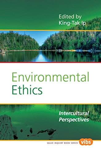 9789042025950: Environmental Ethics: Intercultural Perspectives. (Value Inquiry Book Series)